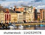newcastle upon tyne  uk   oct...   Shutterstock . vector #1142529578