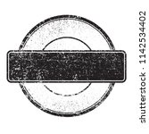 vector grunge stamp.grunge... | Shutterstock .eps vector #1142534402