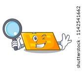 detective parallelogram... | Shutterstock .eps vector #1142541662