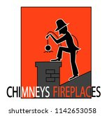 logo for a chimney and...