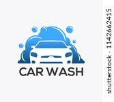 the car wash logo   Shutterstock .eps vector #1142662415
