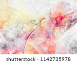 abstract beautiful soft color... | Shutterstock . vector #1142735978