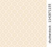 seamless sample from the... | Shutterstock .eps vector #1142871155