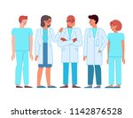 vector illustration in flat... | Shutterstock .eps vector #1142876528
