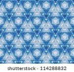 abstract kaleidoscope... | Shutterstock .eps vector #114288832