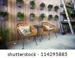 seasonal place in home | Shutterstock . vector #114295885