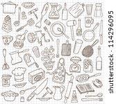 Kitchen Tools   Doodles...