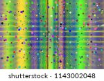 abstraction in color with... | Shutterstock . vector #1143002048