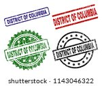 district of columbia seal... | Shutterstock .eps vector #1143046322