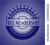 free membership with jean... | Shutterstock .eps vector #1143063632