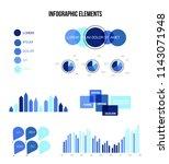 infographic elements  data...   Shutterstock .eps vector #1143071948