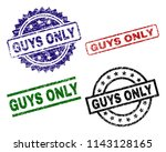 guys only seal prints with...   Shutterstock .eps vector #1143128165