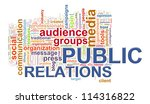 illustration of public... | Shutterstock . vector #114316822