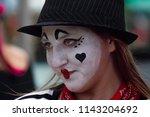 ukraine  kamenetz podolsky june ... | Shutterstock . vector #1143204692