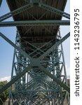 spuyten duyvil creek is a short ...   Shutterstock . vector #1143236795