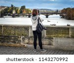 prague  czech republic  ... | Shutterstock . vector #1143270992