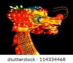 Dragon Head During Celebration...