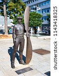 pardubice  czech republic   jul ... | Shutterstock . vector #1143418325