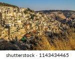 Many Arab And Jewish Houses At...
