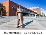 pardubice  czech republic   jul ... | Shutterstock . vector #1143437825