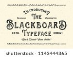 """the blackboard"". original... 