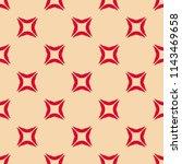 vector minimalist seamless... | Shutterstock .eps vector #1143469658