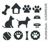 Dog Pet Icons