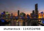 brisbane  qld  australia   07...   Shutterstock . vector #1143526988