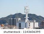 Skyline of himeji