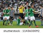rio  brazil   july 26  2018 ... | Shutterstock . vector #1143633092