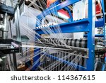 Textile Industry   Weaving And...