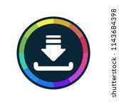 download   app icon   Shutterstock .eps vector #1143684398