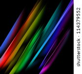 oblique multicolored straight... | Shutterstock . vector #114379552