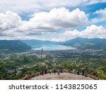 pantan terong takengon  aceh... | Shutterstock . vector #1143825065