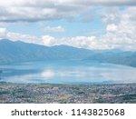 pantan terong takengon  aceh... | Shutterstock . vector #1143825068
