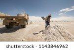 salar de uyuni is the world's... | Shutterstock . vector #1143846962