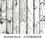 distressed overlay wooden... | Shutterstock .eps vector #1143868028