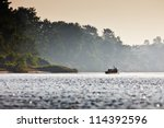 Kayaking At Narayani Rapti...