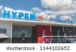 saint hilaire de riez  france   ... | Shutterstock . vector #1144102652