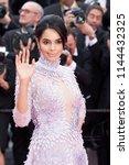 mallika sherawat attends the... | Shutterstock . vector #1144432325