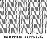 wavy  billowy  flowing lines... | Shutterstock .eps vector #1144486052