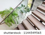 Minimalistic Stairs In Modern...