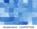 background texture wall. brush...   Shutterstock . vector #1144597328