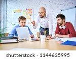 Three Startup Entrepreneurs...
