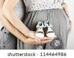 Newborn Baby Booties In Parent...