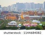 bangkok   thailand   28 jul ...   Shutterstock . vector #1144684082