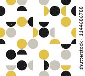 seamless geometric pattern with ...   Shutterstock .eps vector #1144686788