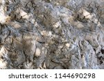 texture of stone and gravel.... | Shutterstock . vector #1144690298
