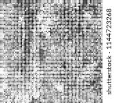 the texture of halftone is...   Shutterstock .eps vector #1144723268