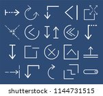set of 20 icons such as radio...
